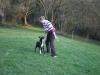Trainer-Mensch-Hund Spiel 06